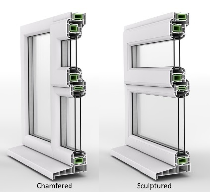 Casement - Advance PVCu Trade Frames