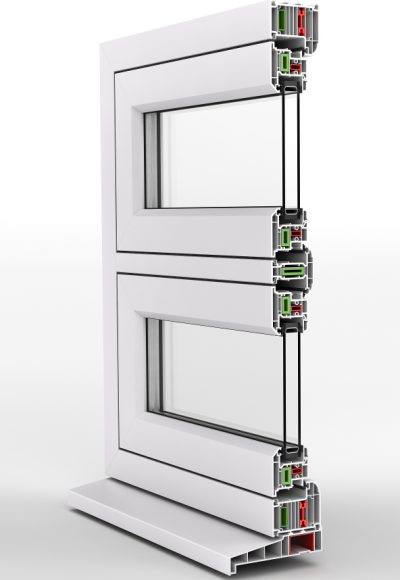 Flush Sash - Advance PVCu Trade Frames